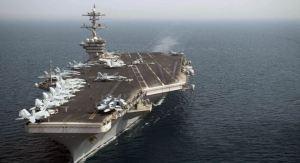 Capitán de portaviones de EEUU pidió ayuda ante el brote de coronavirus a bordo