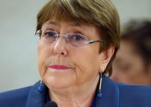 Michelle Bachelet alerta sobre el costo social global de las medidas contra el coronavirus