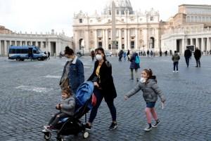 Primer caso de coronavirus en el Vaticano