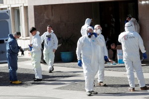 En Italia 133 muertes en 24 horas por coronavirus, en total 366