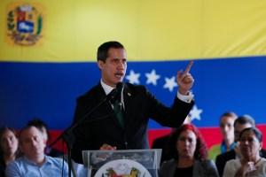 Guaidó se reunió con el canciller de Eslovaquia y agradeció el respaldo de su gobierno a Venezuela