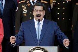 """Maduro pidió una """"ayudaíta"""" a Putin para recuperar el mercado petrolero con la Opep+ (Video)"""