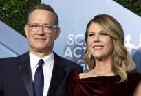 Tom Hanks y su esposa regresaron a EEUU tras superar el coronavirus