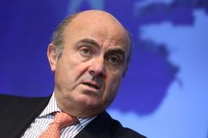 """Vicepresidente del Banco Central Europeo dice """"coronabonos"""" no son el único instrumento para combatir la crisis"""