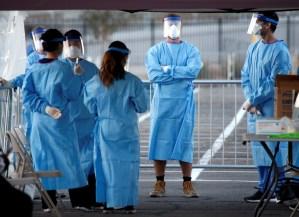 Estados Unidos supera el número oficial de muertos por coronavirus de China