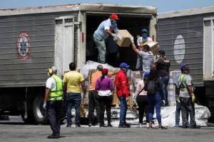 Falta de gasolina en Venezuela pone en riesgo despacho de alimentos en crisis de coronavirus