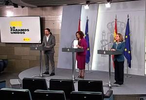 España aprobó plan de ayuda a los más vulnerables por la crisis del COVID-19