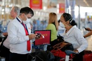 Chile confirmó octavo caso de coronavirus