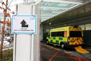 Primer muerto por coronavirus en el Reino Unido