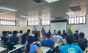 Diputado Barragán: Liberar a la universidad es hacerlo con el socialismo delincuencial