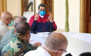 Maduro por fin reconoció que los nuevos casos de coronavirus son por contagio local