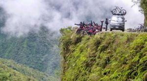 Estas son las carreteras más peligrosas del mundo y que siguen en uso (Fotos)