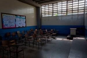 Docentes de Fe y Alegría abandonan las aulas por los salarios de miseria