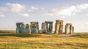 """EN FOTOS: Descubren nueva evidencia del origen de """"el Altar"""", una de las piedras más exóticas de Stonehenge"""