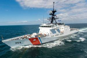 Guardia Costera de EEUU y Colombia, decomisaron más de siete toneladas de cocaína