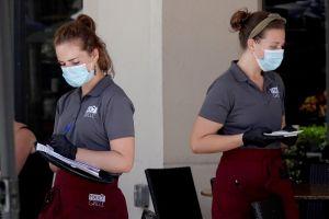 Palm Beach aprueba mandato sobre el uso de máscaras en todo el condado