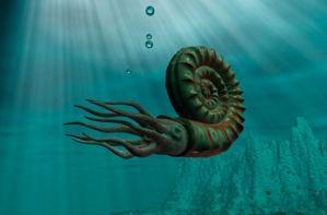 Hallan gigantesco fósil de una criatura marina de hace 115 millones de años