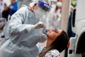 Colombia supera los dos millones de contagios por Covid-19