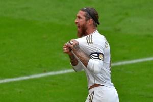 Con otro penal convertido, Ramos hace que el Real Madrid roce La Liga