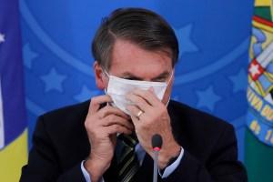 Por qué YouTube suspendió la cuenta de Bolsonaro tras hablar de la vacunación