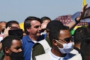 OPS pide a Brasil fortalecer medidas por virus y desea pronta recuperación a Bolsonaro