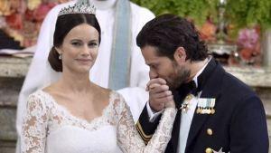 De stripper a princesa: Sofía de Suecia, la joven que enfrentó las críticas y conquistó a la realeza