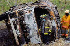 ¿Qué ocasionó el incendio en Colombia que culminó en tragedia? Conductor del camión cisterna responde