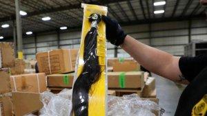 EEUU retuvo productos chinos con cabello humano por su posible elaboración con trabajo forzado