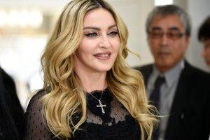 Madonna encendió las redes con una FOTO al borde de la censura