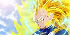 "Revelaron la verdadera apariencia de Vegeta como Super Saiyajin 3 en ""Dragon Ball"" (Fotos)"