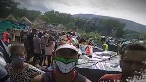 Embajada de Venezuela en Colombia entregó donativos a dos mil connacionales (Video)