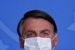 Protestas en Brasil contra gestión de la pandemia de Bolsonaro y atraso en vacunación