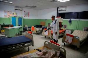 Coronavirus sin frenos sumó al menos 569 nuevos contagios en Venezuela