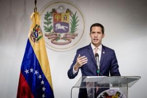 Guaidó urge a avanzar con firmeza y advierte que Maduro es un riesgo para Venezuela y la región