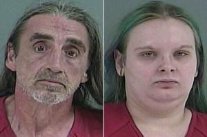 Una pareja de Tennessee violó y mató a una joven y luego la guardó en el congelador