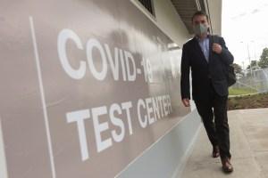 Colombia supera sombría barrera de 800.000 casos de coronavirus