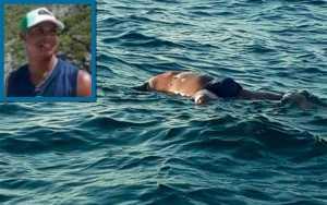 Hallaron cadáver de pescador desaparecido en la bahía de Cata