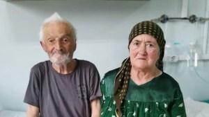 Después de 65 años juntos una pareja de ancianos fueron separados tras contraer el Covid-19 superan la distancia y vencen al virus
