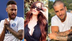 Sigue el escándalo: La FOTO que confirmó el noviazgo de Natalia Barulich y Neymar con indirecta a Maluma