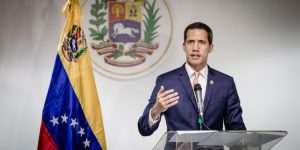 President Guaidó at the Atlantic Council reiterated that international justice must prosecute those responsible for crimes against humanity committed in Venezuela