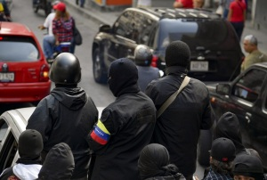 Maduro hands over control of urban areas to illegal armed groups