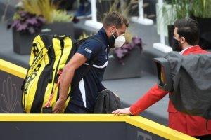 Escándalo en el tenis mundial: Benoit Paire confesó que jugó con coronavirus tras su eliminación en Hamburgo