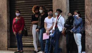 Brasil registra 869 nuevas muertes por Covid-19