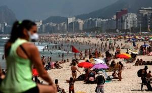 Contagios y muertes por coronavirus no se detienen en Brasil