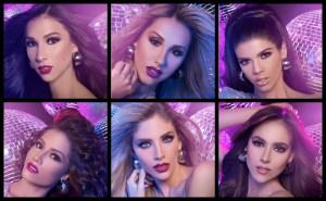¿Aún no las conoces? Estas son las candidatas al Miss Venezuela 2020