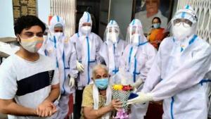 La increíble historia de la mujer de 106 años que derrotó al coronavirus