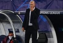 """""""No voy a dimitir para nada"""", dice Zidane luego de la derrota del Madrid frente al Shakhtar"""