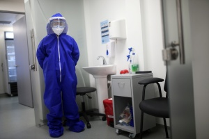 Pandemia del coronavirus ha reportado casi 37 mil víctimas en Colombia