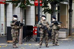 Un afgano armado con un cuchillo detenido en la ciudad francesa de Lyon