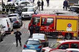 """Identifican a las víctimas de la """"masacre de Niza"""": Una anciana decapitada, un degollado y una apuñalada"""